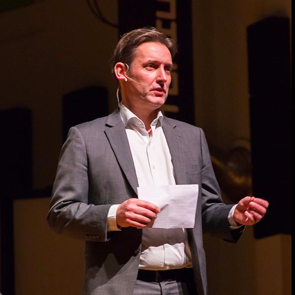 Willem van Boekel - Spreker-Samenwerking