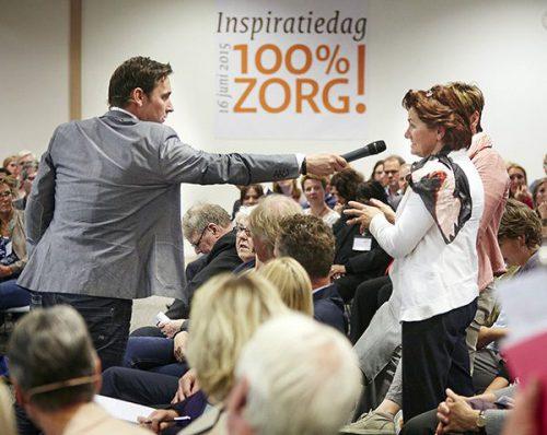 Willem van Boekel - Debatleider Inspiratiedag