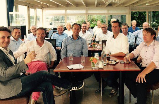 Willem van Boekel Spreker-Netwerk-versterken